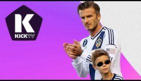 Jogo animado dos LA Galaxy