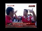 Adepto possuido volta a atacar no Benfica - Barcelona