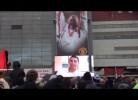 Estátua de Ferguson inaugurada em Old Trafford