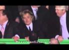 Rod Stewart chora vitória do Celtic