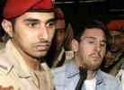 Loucura na Arábia, Messi é protegido com arma na cara
