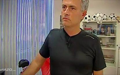 O Toque de Mourinho – Entrevista Completa