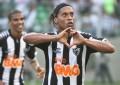 Ronaldinho = 3 livres = 3 bolas ao ferro