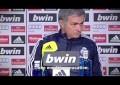 Mourinho critica nomeações da FIFA para treinador do ano