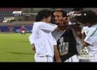 Saudita marcou e dedica golo a Busquets