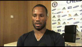 Drogba eleito o melhor jogador de sempre no Chelsea
