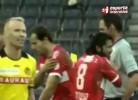 Gattuso rouba cartão ao árbitro