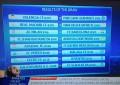 UEFA CL: dois sorteios, mesmo resultado
