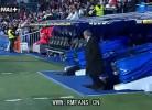 Os aplausos que Mourinho queria ouvir