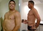 Ronaldo, o fenómeno, perde 17kg em reality-show brasileiro