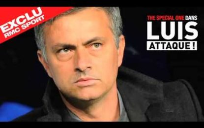 """Mourinho: """"Amaria treinar Portugal"""""""