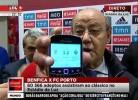 Site da Liga deu vitória ao Benfica por 3-2 ao Porto
