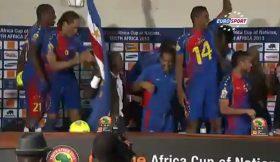 Cabo Verde faz história e comemora em conferência de imprensa