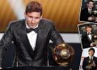 Messi, novamente Bola de Ouro