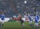 Diouf imita Mexes e Ibrahimovic e marca golaço