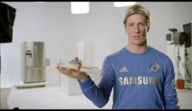 Fernando Torres aventura-se na cozinha