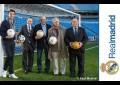 Cristiano torna-se lenda do Real Madrid
