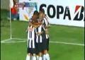 Ronaldinho: Lance estudado, ou sorte?