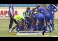 Cena louca no treino do Dynamo Kiev
