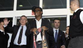 Drogba chega ao Galatasaray