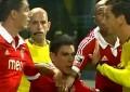 Pedro Proença expulsa três e mancha aquele que poderia ter sido o melhor jogo do ano em Portugal
