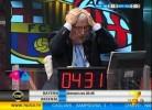 Tiziano Crudeli, a desilusão de um rossoneri em direto