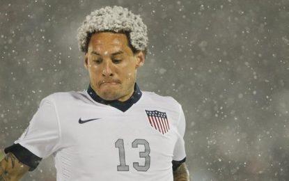 Debaixo de neve: um jogo para a história entre Estados Unidos e Costa Rica