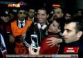 Duplo de Ronaldo na Turquia emocionado por conhecer o verdadeiro Ronaldo