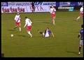 Jogador bósnio sofre lesão grave