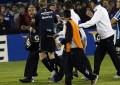 Vanderlei Luxemburgo agredido por jogadores do Huachipato