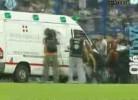 Jogador do Velez sofre ataque epilético em campo