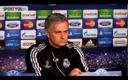 Mourinho cala jornalista espanhol de forma perfeita