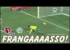 Guarda-redes do Palmeiras solta frango na Libertadores