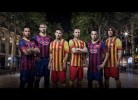 Barcelona apresenta novo equipamento para 2013/2014