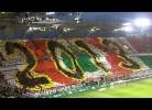 Legia vence taça polaca com estádio vestido a rigor