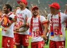 Galatasaray conquista campeonato turco