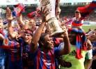 CSKA: campeão na Rússia