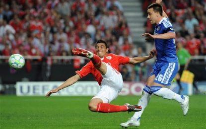 Antevisão: Benfica vs Chelsea