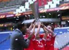 Benfica vence Chelsea em corrida da UEFA