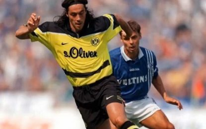 Paulo Sousa volta atrás no tempo e recorda Champions de 97
