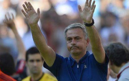 Mourinho, o último dia em Madrid