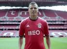 A nova camisola do Benfica