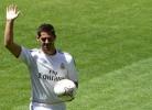10 mil na apresentação de Isco no Real Madrid