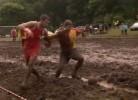 Mundial de Futebol...no lamaçal!