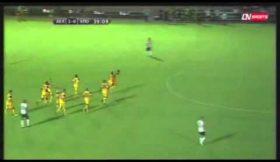 Orlando Sá marca golaço no Chipre