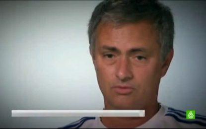 Polémica entre Mourinho e Ronaldo