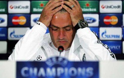 """""""See you tomorrow"""" – Mourinho abandona conferência de imprensa"""