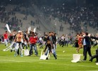 Inferno no derby de Istambul