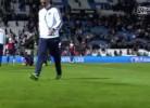 Lavezzi prega partida a operador de câmara