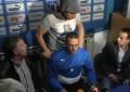 """Novo treinador do Levski Sofia """"despido"""" em plena apresentação"""